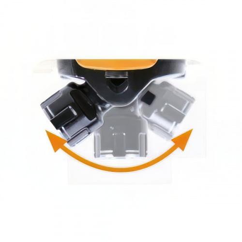 гайковерт ударный реверсивный компактный, кв.3/8'' до 108Нм - 1
