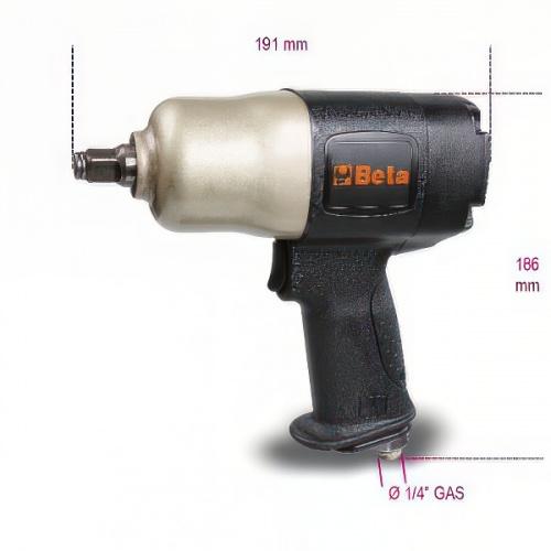 гайковерт ударный реверсивный, кв.1/2'' до 1020Нм - 1