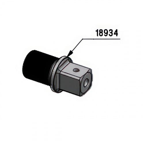 """квадрат приводной 1"""" для ET/PTS/PTM-92 - 1"""