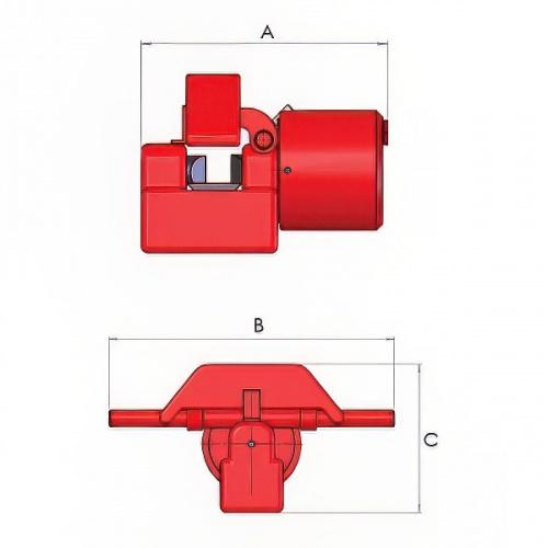 цеперез гидравлический до 26мм - 1