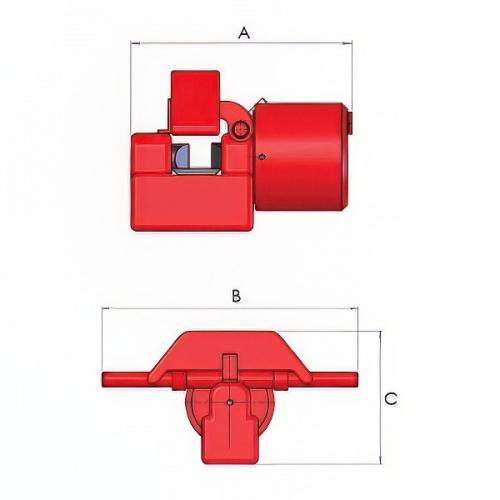 цеперез гидравлический до 50мм - 1