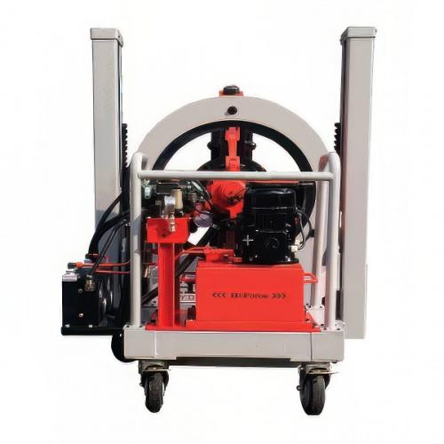 съёмник гидравлический cверхмощный 2/3 захватный 120т, 380В - 1