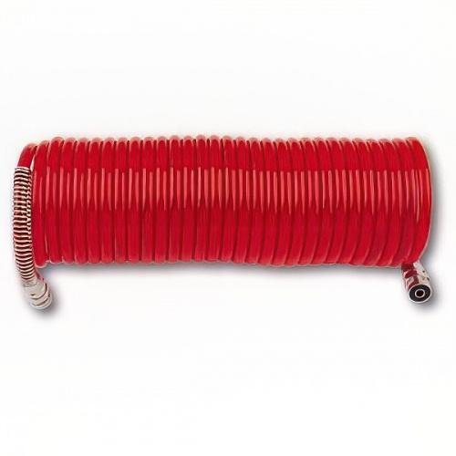 шланг спиральный Rilsan 8мм, БРС, 15м - 1