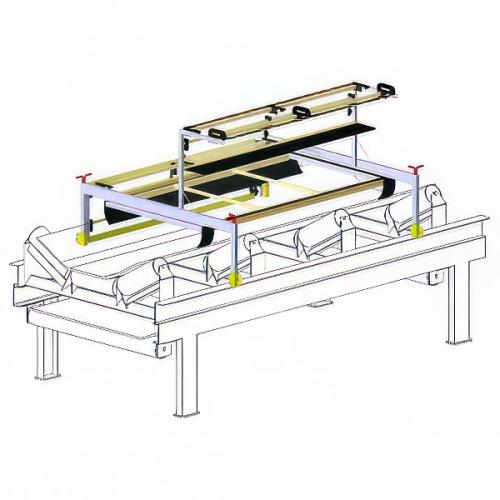 укрытие конвейера полимерное УКП-01 - 1